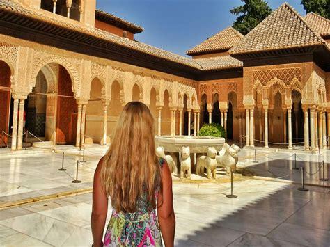 video feel  royalty   alhambra  granada