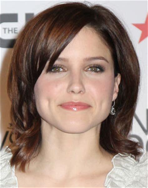 medium choppy hairstyles 40s hair cuts medium length hair styles for women over 40