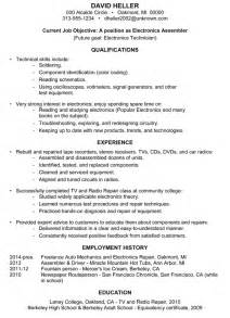 achievement resume template achievement resume sles archives damn resume guide