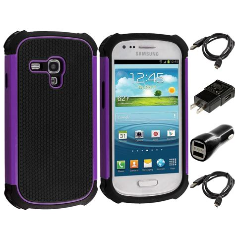 samsung galaxy s3 charger erage for samsung galaxy s3 mini hybrid rugged matte shockproof