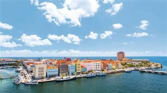 Dutch Colonial Home Cruises To Willemstad Curacao Island Thomson Cruises