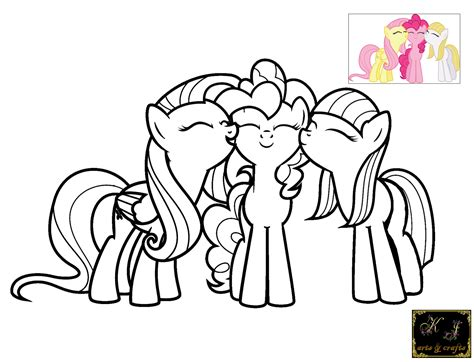 Pinkie Pie Coloring Page by Pinkie Pie Pony Coloring Pages Az Coloring Pages