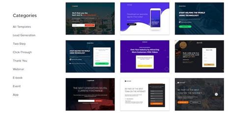 The 9 Best Landing Page Builders And How To Choose The Right One Sell Courses Online Free Instapage Templates
