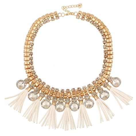 Kalung Murah Choker Korea Multilayer Silver sunsky european style fashion multilayer braided metal alloy necklace colour yellow