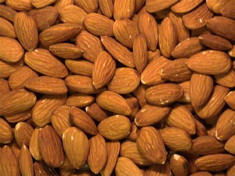 Almond Almond Nut Of The Month Club October Is Almond Month