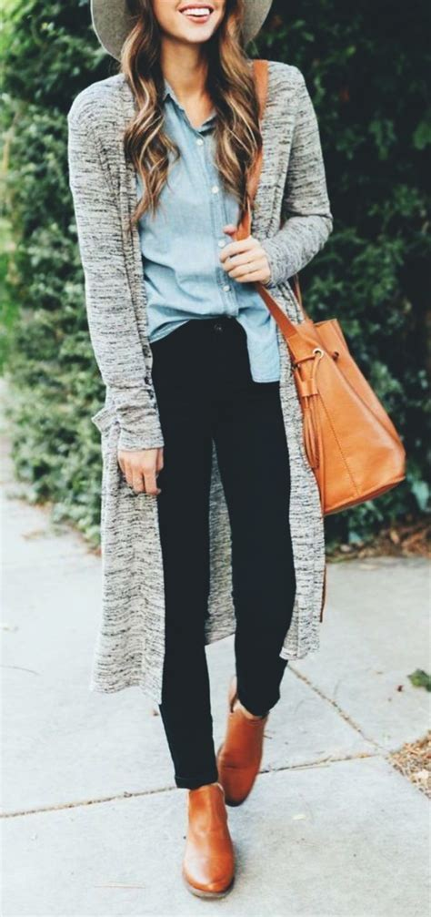 A Chic Fall For Work And Play by 46 Chic Fall Work To Copy Asap
