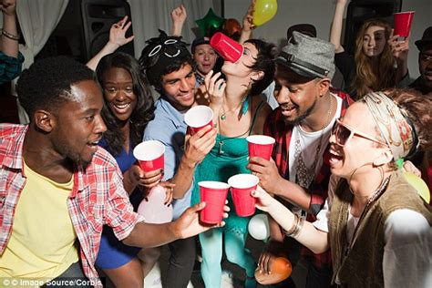 Partying Like A College And Looking To Get Laid Is There Any Left by More Staying In To Celebrate The Festive Season