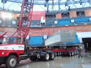 house movers bc bc place revitalization structural steel supreme transport industrial house movers