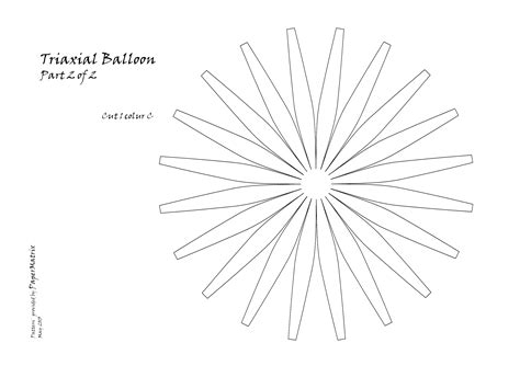 pattern for paper hot air balloon 15 best photos of paper hot air balloon pattern paper