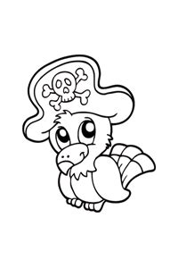 pirate coloring pages www coloringbooks net