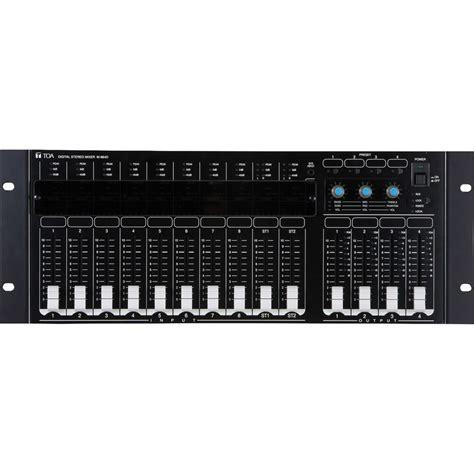 Mixer Toa toa electronics m 864d digital stereo mixer m 864d cu b h photo