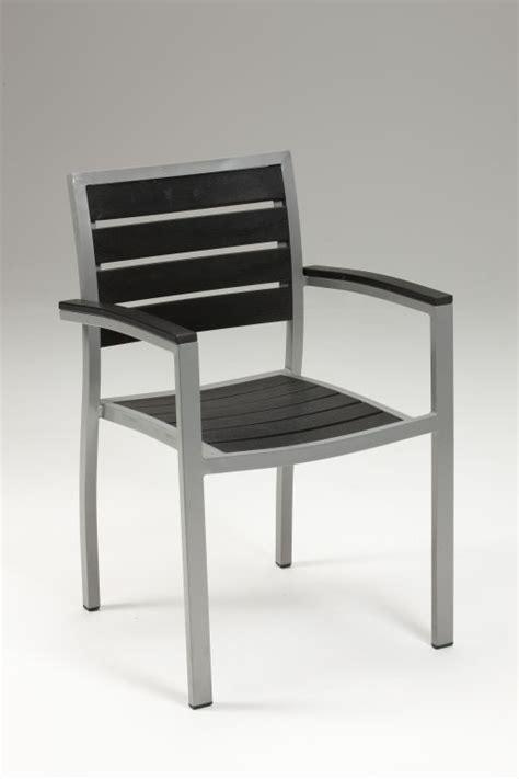 sedia alluminio esterno sedia da esterno in alluminio anodizzato