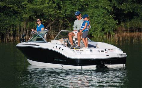 chaparral fish and ski boats 2016 chaparral 18 ski fish tests news photos videos
