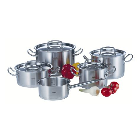 Fissler Profi Collection Set by Fissler Topf Set Original Profi Collection 5 Teilig Ebay