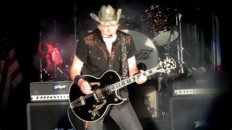 nugent stranglehold ted nugent stranglehold live 2013 hd canyon club agoura