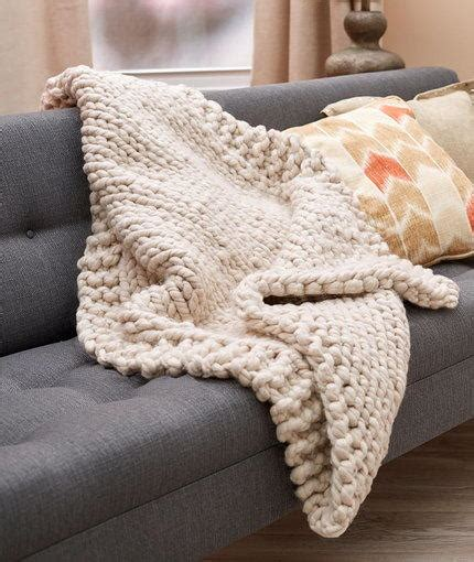 how do you knit a blanket wonderful big stitch throw allfreeknitting