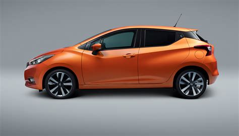 nissan car 2017 2017 nissan micra revealed in paris photos 1 of 28