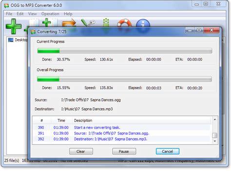 best ogg converter ogg to mp3 converter freeware