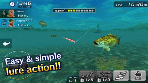 game mod apk fishing bass fishing 3d ii mod apk v1 1 22 unlimited money