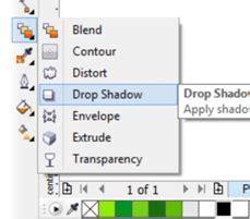 membuat efek shadow pada tabel html cara membuat efek shadow pada text dengan coreldraw