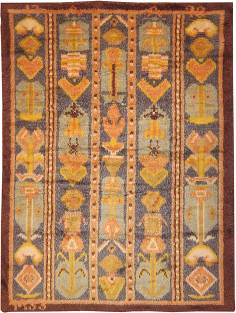 rya rugs for sale antique rya swedish rug 42009 for sale antiques classifieds
