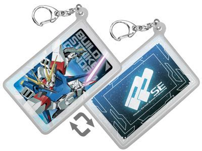 amiami character hobby shop gundam build fighters silicone pass