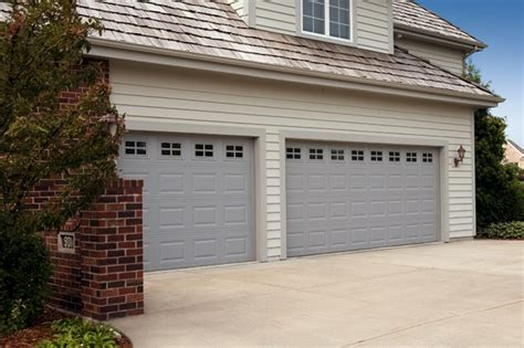 Silver Garage by New Garage Door Installation In Denver And Englewood Co