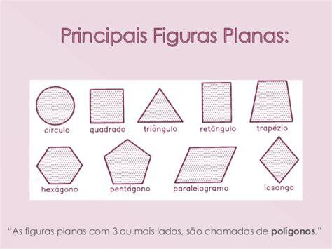 figuras geometricas não planas 193 rea e per 237 metro das figuras planas