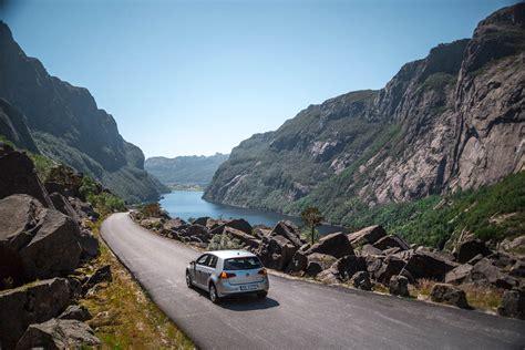 Norwegen Rundreise Auto by 14 Tage Norwegen Rundreise Unsere Reiseroute