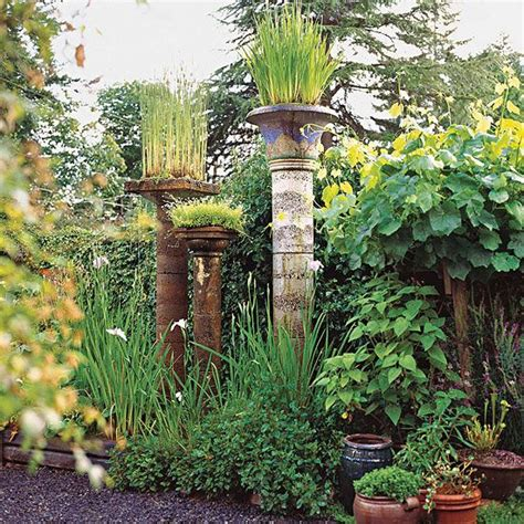 Whimsical Garden Ideas Whimsical Landscaping Design Ideas Gardens Planters And