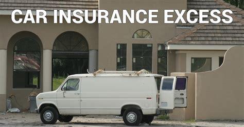 Car Excess Insurance by Understanding Insurance Excess On Car Elliott Insurance