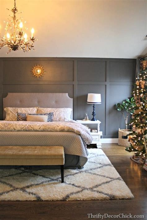 where to place a rug in a bedroom from our home to yours love the idea of a xmas tree in
