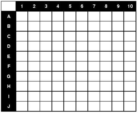 battleship layout game battleship game grid
