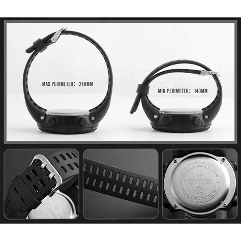 Skmei Jam Tangan Kompas Digital Pria 1254 skmei jam tangan kompas digital pria 1254 black jakartanotebook