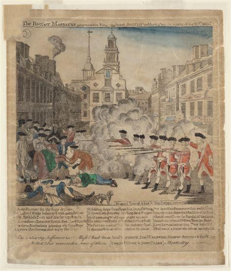 revolutionary war newspaper template boston