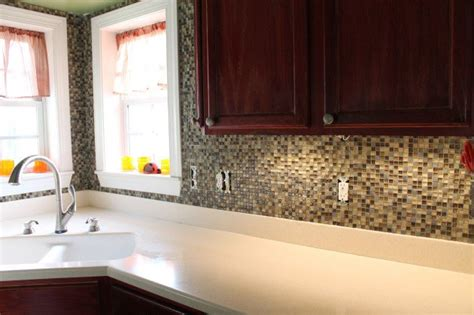 Diy Bathroom Backsplash Ideas by 30 Unique And Inexpensive Diy Kitchen Backsplash Ideas You