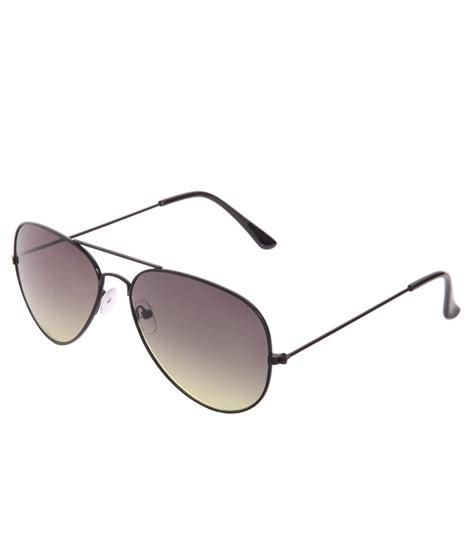 Gray Unisex abster gray aviator unisex sunglass buy abster gray