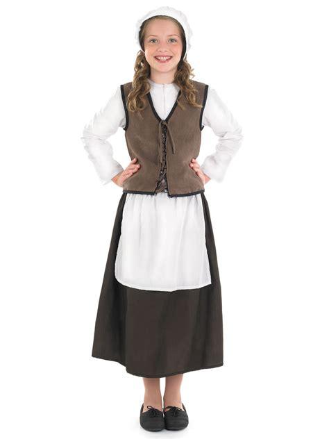 Western Kitchen Ideas by Child Tudor Kitchen Costume Fs3460 Fancy Dress Ball