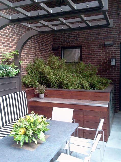 Chicago Roof Deck Urban Garden Landscape Design Outdoor Furniture Chicago