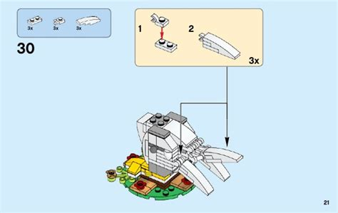 Diskon Lego 40234 Brick And More Year Of The Rooster Lego Year Of The Rooster 40234 Creator