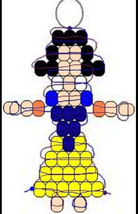 pony bead craft patterns 30 best pony images on seed pony