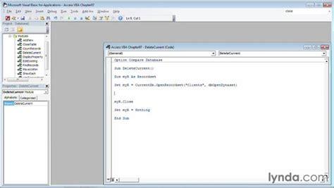 access vba delete table delete records in access from excel vba delete record