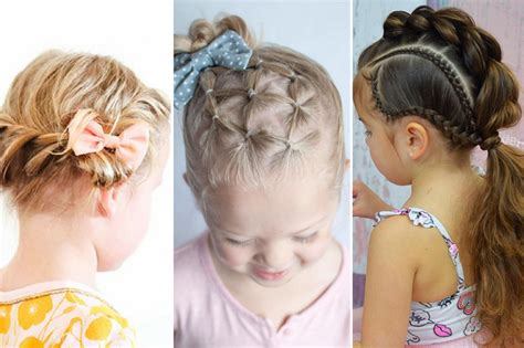 Toddler Hairstyle by 9 Sweet And Sassy Toddler Hairstyles Your Can