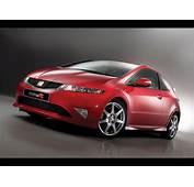 2007 Honda Civic Type R  Front And Side Tilt 1280x960