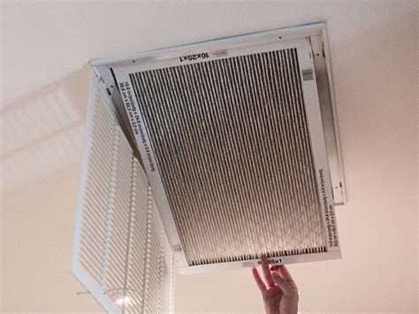 filters in air conditioning replace central air conditioning filters homezada