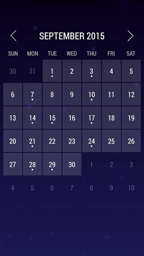 Htc Calendar Calendar Widget Month Android Apps On Play