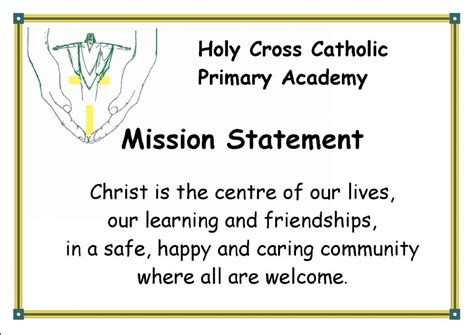 mission statement for church