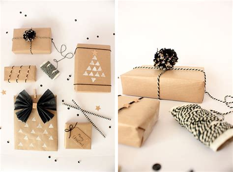 websites that gift wrap 19 creative ways to wrap with brown paper s grapevine