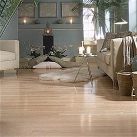 BR111 Engineered American Maple Plank Flooring