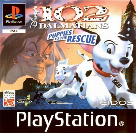 102 dalmatians puppies to the rescue disney s 102 dalmatians puppies to the rescue box for playstation gamefaqs